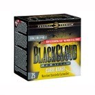 "BLACK CLOUD CLOSE RANGE AMMO 20 GAUGE 3"" 1 OZ #4 STEEL SHOT"