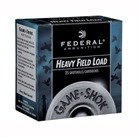 "GAME-SHOK UPLAND HEAVY FIELD AMMO 28 GAUGE 2-3/4"" 1 OZ #5 SHOT"