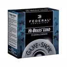 "GAME-SHOK UPLAND HI-BRASS AMMO 28 GAUGE 2-3/4"" 1 OZ #7.5 SHOT"
