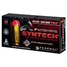 SYNTECH ACTION PISTOL 40 S&W AMMO