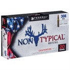 NON-TYPICAL WHITETAIL AMMO 308 WINCHESTER 180GR SOFT POINT