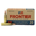 FRONTIER AMMO 5.56MM NATO 62GR SPIRE POINT