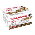 USA WHITE BOX 22 LONG RIFLE AMMO