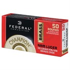 CHAMPION TRAINING 9MM LUGER AMMO