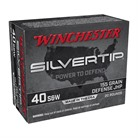 SILVERTIP™ 40 SMITH & WESSON AMMO