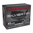 SILVERTIP™ 45 AUTOMATIC AMMO