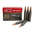 POLYCOATED 223 REMINGTON FULL METAL JACKET AMMO