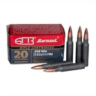 POLYCOATED 308 WINCHESTER FULL METAL JACKET AMMO