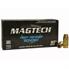 FIRST DEFENSE BONDED AMMO 40S&W 155GR JHP BONDED