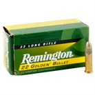 GOLDEN BULLET AMMO 22 LONG RIFLE 40GR CPRN