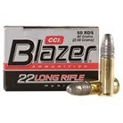 22 LONG RIFLE BLAZER AMMUNITION