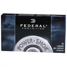 FEDERAL POWER-SHOK SOFT POINT AMMUNITION