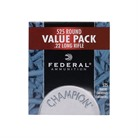 FEDERAL PREMIUM CHAMPION HIGH VELOCITY RIMFIRE AMMUNITION