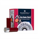 "FIELD & RANGE AMMO 12 GAUGE 2-3/4"" 1 OZ #7 STEEL SHOT"