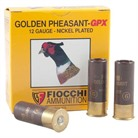 "GOLDEN PHEASANT GPX  AMMO 12 GAUGE 2-3/4"" 1-3/8 OZ #6 SHOT"