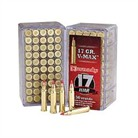 NTX RIMFIRE AMMO 17 HMR 15.5GR HOLLOW POINT