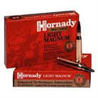HORNADY BOAT TAIL SPIRE POINT LIGHT MAGNUM RIFLE AMMUNITION