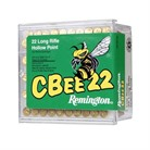 CBEE22 AMMO 22 LONG RIFLE 33GR HOLLOW POINT