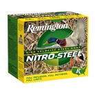 "NITRO-STEEL AMMO 12 GAUGE 2-3/4"" 1-1/4 OZ #BB STEEL SHOT"