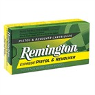 REMINGTON EXPRESS P AND R HANDGUN AMMUNITION