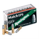 TARGET RIFLE AMMO 22 LONG RIFLE 40GR LEAD ROUND NOSE