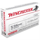USA WHITE BOX AMMO 5.56X45MM NATO 55GR FMJ