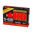 "K.O. AMMO 20 GAUGE 2-3/4"" 3/4 OZ SLUG"