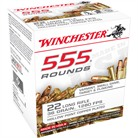 USA WHITEBOX AMMO 22 LONG RIFLE 36GR COPPER PLATED HOLLOW POINT