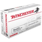 USA WHITE BOX AMMO 9X23MM WINCHESTER 124GR JSP