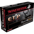 E-TIP LEAD FREE RIFLE AMMUNITION
