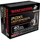 PDX1 DEFENDER AMMO 40 S&W 180GR HP