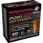 "PDX1 DEFENDER AMMO 410 BORE 2-1/2"" #BB SHOT"