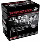 "BLIND SIDE AMMO 12 GAUGE 3"" 1-3/8 OZ #2 STEEL SHOT"