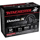 "DOUBLE X TURKEY AMMO 12 GAUGE 3-1/2"" 2 OZ #6 SHOT"