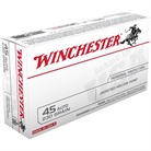 USA WHITE BOX AMMO 45 ACP 230GR JHP