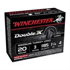 DOUBLE X MAGNUM TURKEY 20 GAUGE AMMO