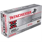 SUPER-X AMMO 222 REMINGTON 50GR POINTED SP