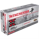 SUPER-X AMMO 223 REMINGTON 64GR POWER-POINT
