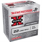 SUPER-X SHOTSHELL AMMO 22 LONG RIFLE #12 SHOT
