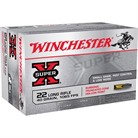SUPER-X AMMO 22 LONG RIFLE 40GR TRUNCATED CONE HOLLOW POINT