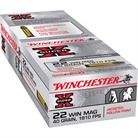 SUPER-X AMMO 22 MAGNUM (WMR) 40GR JACKETED HOLLOW POINT