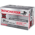 SUPER-X AMMO 22 SHORT 29GR LEAD ROUND NOSE