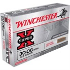 SUPER-X AMMO 30-06 SPRINGFIELD 125GR POINTED SP