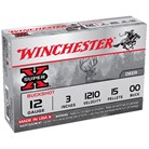 "SUPER-X BUCKSHOT AMMO 12 GAUGE 3"" #00 SHOT"