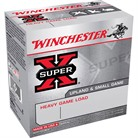 "SUPER-X HEAVY GAME LOAD AMMO 12 GAUGE 2-3/4"" 1-1/8 OZ #7.5 SHOT"