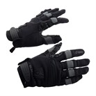 Black Label Hollowpoint Tactical Gloves-Small