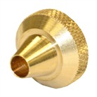 BRASS MUZZLE GUARDS