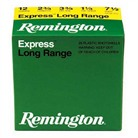 REMINGTON EXPRESS LONG RANGE SHOTGUN AMMUNITION