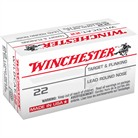 WINCHESTER USA WHITE BOX RIMFIRE AMMUNITION