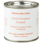 FRENCH RED STAIN
